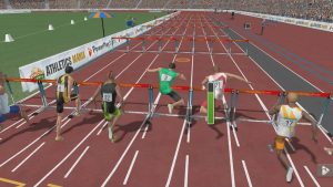 Athletics Mania 1
