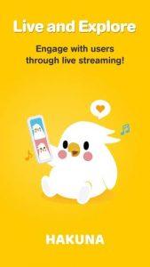 Hakuna: Live Stream 1