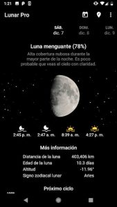Mi Fase Lunar 1