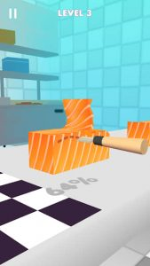 Sushi Roll 3D 3