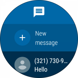 Google Messages 5