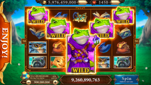 Tragamonedas de Casino: Scatter Slots 3