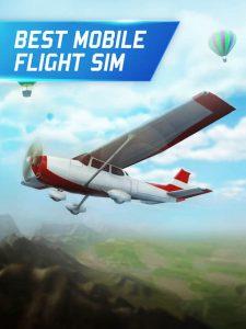 Flight Pilot Simulator 3D 2