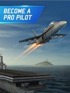 Flight Pilot Simulator 3D 4