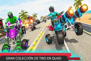 ATV Quad Bike Shooting and Racing Simulator 2