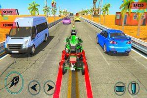 ATV Quad Bike Shooting and Racing Simulator 3