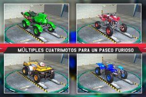 ATV Quad Bike Shooting and Racing Simulator 4