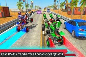 ATV Quad Bike Shooting and Racing Simulator 5
