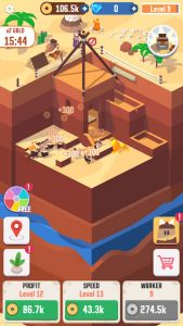 Idle Digging Tycoon 2
