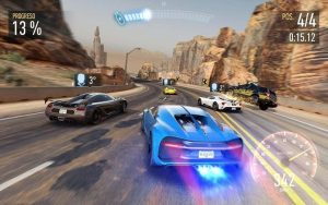 Need for Speed: NL Las Carreras 2