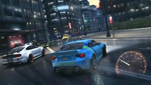Need for Speed: NL Las Carreras 4