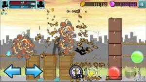 Anger of stick 5: zombie 3