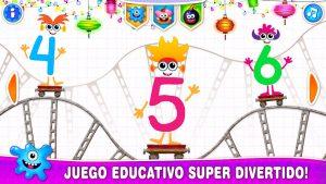 Juegos educativos para niños y juegos infantiles 1