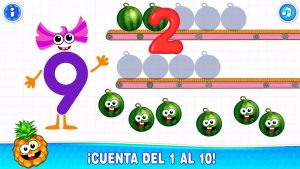 Juegos educativos para niños y juegos infantiles 4