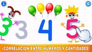 Juegos educativos para niños y juegos infantiles 5