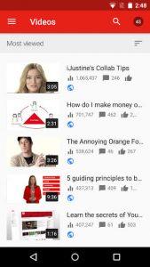 YouTubeStudio 3