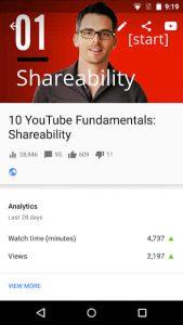 YouTubeStudio 4
