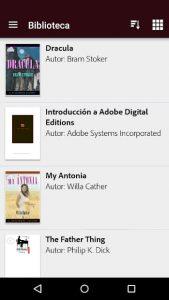 Adobe Digital Editions 1