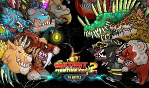 Mutant Fighting Cup 2 1