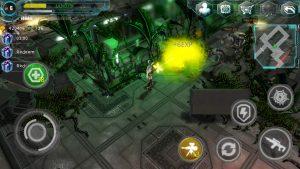 Alien Zone Plus 4