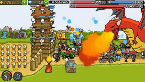 Grow Castle - Tower Defense 3