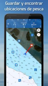 Fishing Points: Pesca y GPS 1