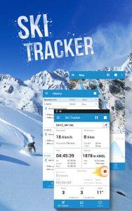 Seguimiento de esquí 3