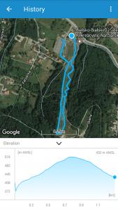 Seguimiento de esquí 4