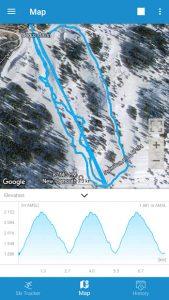 Seguimiento de esquí 5