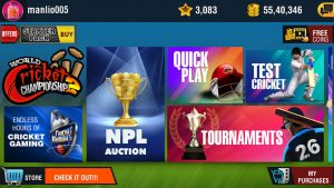 World Cricket Championship 2 1