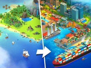 Sea Port 1