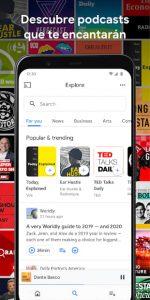 Google Podcasts 2