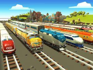 Train Station 2 3