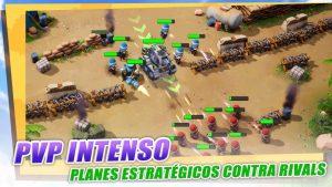 Top War: Juego de Batalla 3