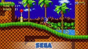 Sonic the Hedgehog™ Classic 1