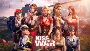 Kiss of War 1