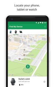 Encontrarmidispositivo de Google 4
