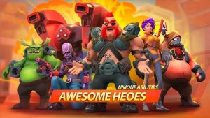 Mad Heroes 1